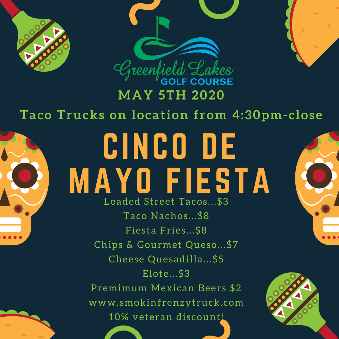 Cinco de Mayo Fiesta at Greenfield Lakes