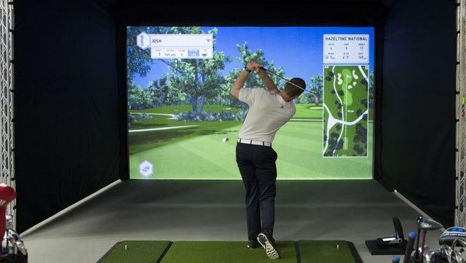 Indoor Simulator