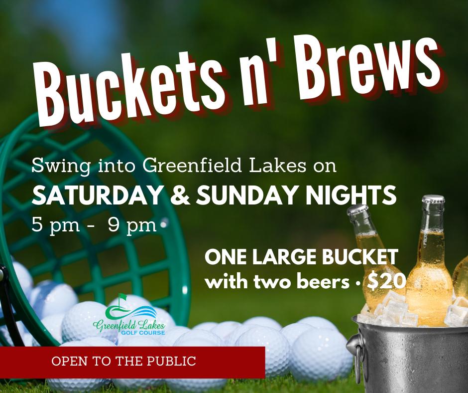 Greenfield Lakes _ Buckets n' Brews - Social