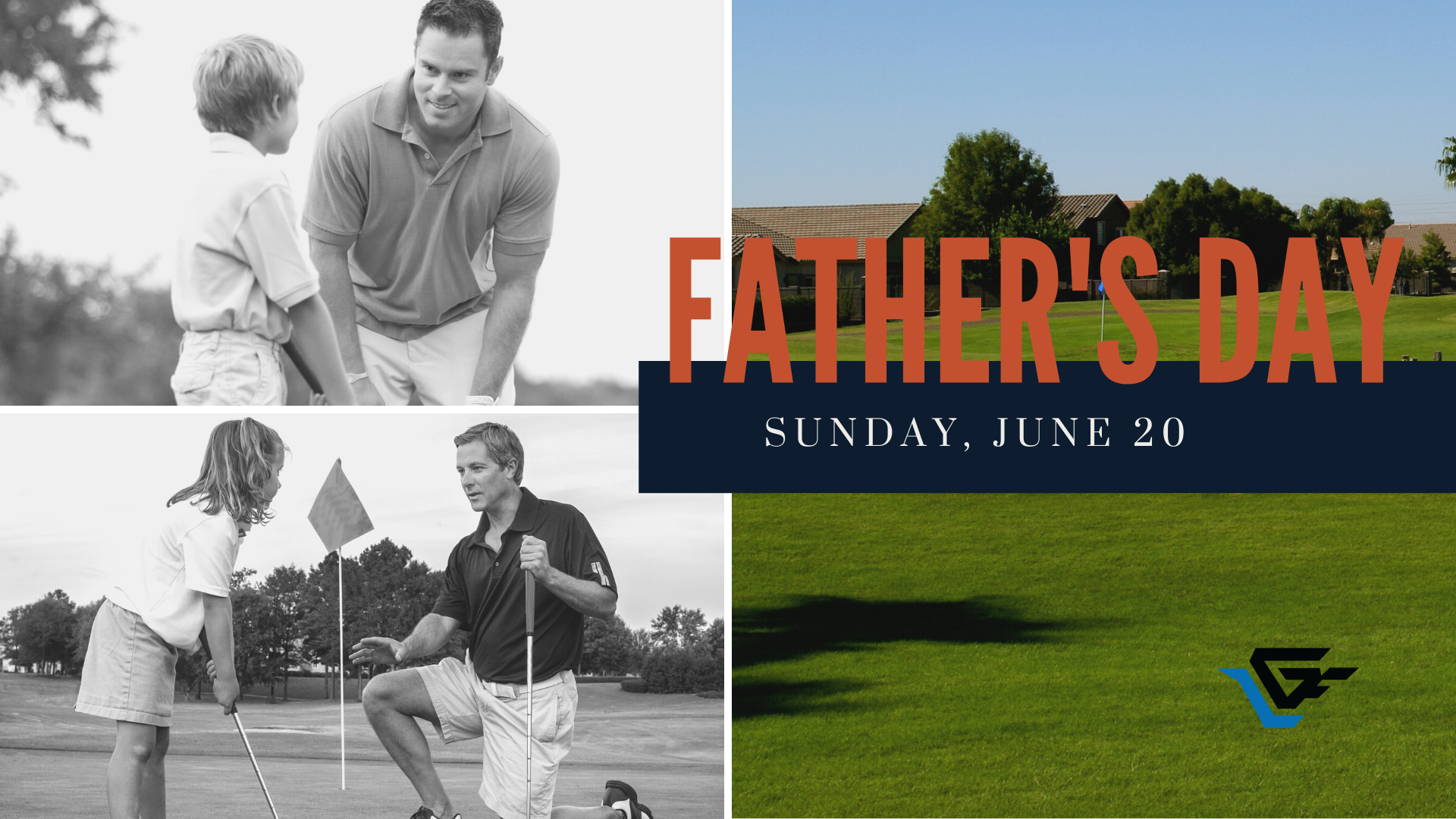 Father's Day at Greenfield Lakes