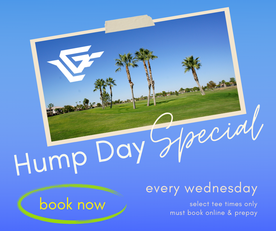 Greenfield Lakes Hump Day Specials - fb post